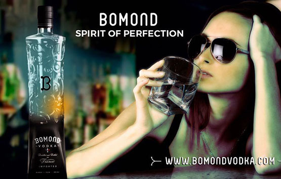 About Bomond Vodka